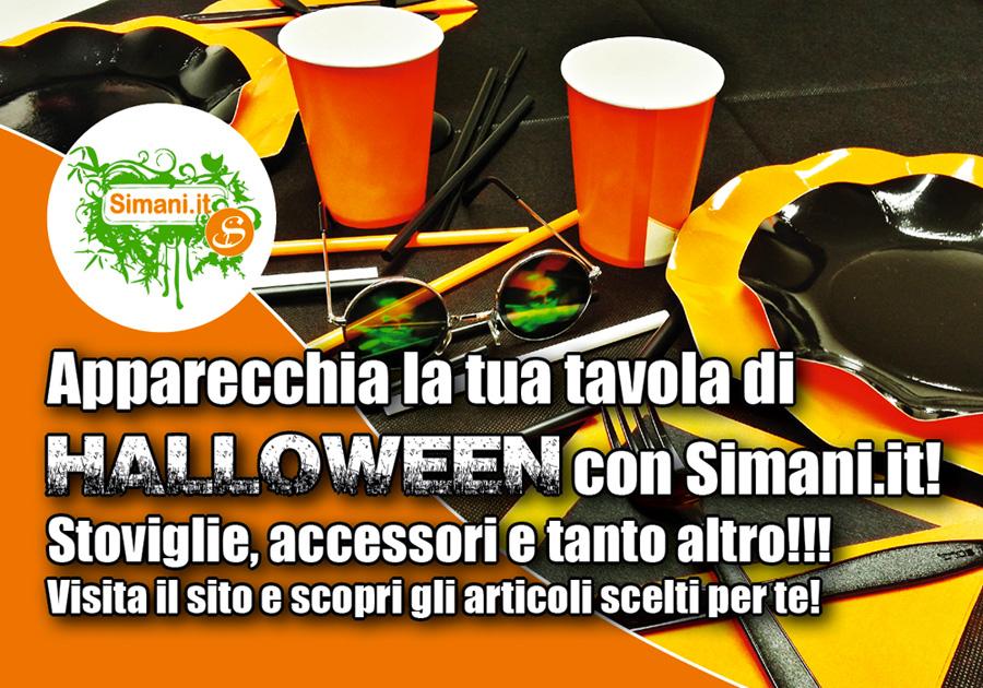 Halloween da Simani.it!