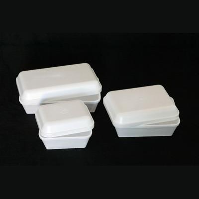 Vaschette di polistirolo per alimenti